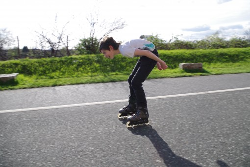 Recreational Inline Skating